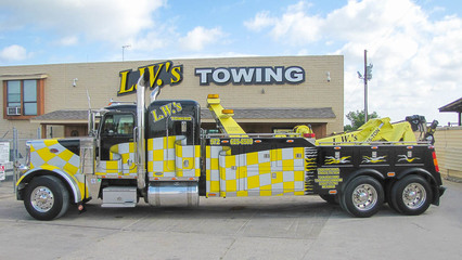 Heavy Duty Towing in Frisco