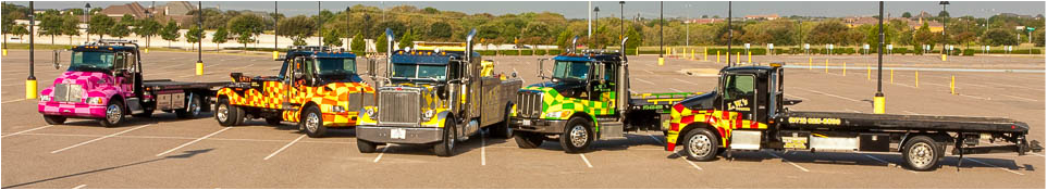 Frisco Towing Fleet